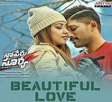 Beautiful Love Telugu Song