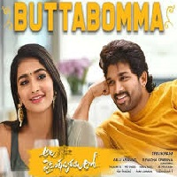 Ala Vaikuntapuramlo Butta Bomma Telugu mp3 song download