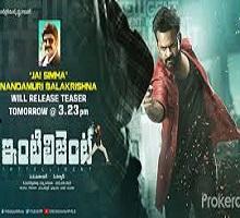 Inttelligent Songs Telugu
