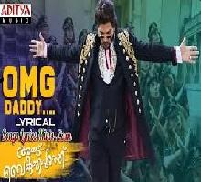 OMG Daddy Song Telugu