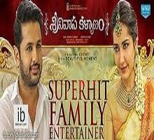Srinivasa Kalyanam Songs Telugu