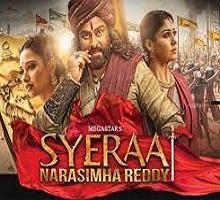 Sye Raa Narasimha Reddy Songs Telugu